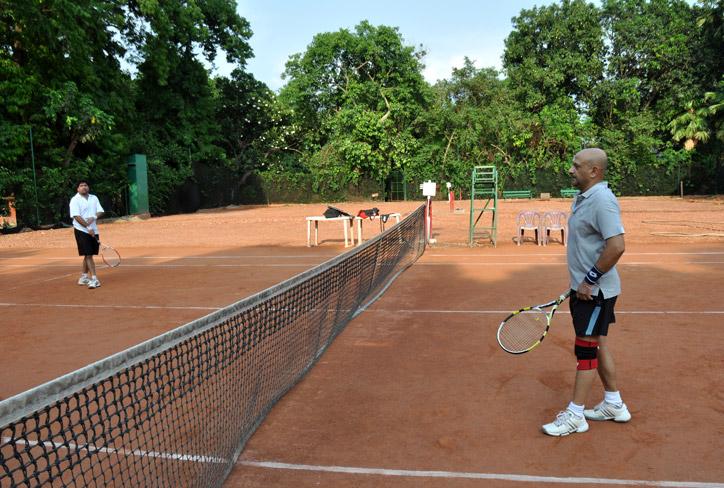 Lawn Tennis | Tollygunge Club